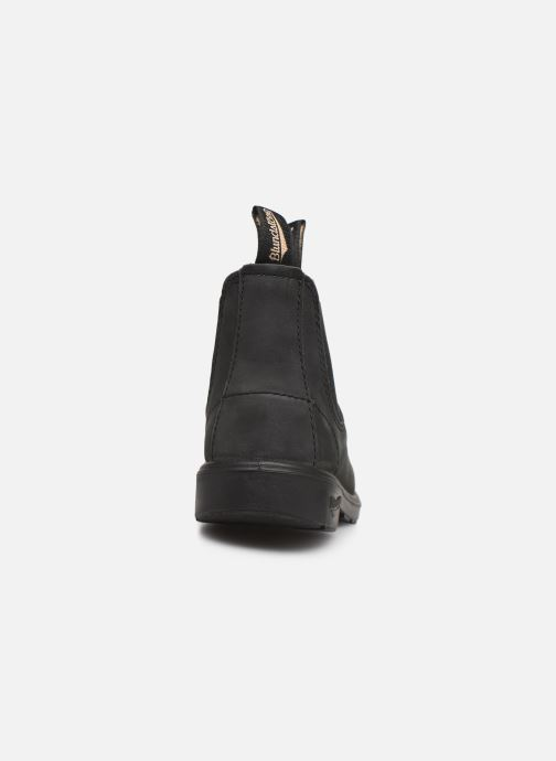 Ankle boots Blundstone Kids Chelsea Boots Black view from the right