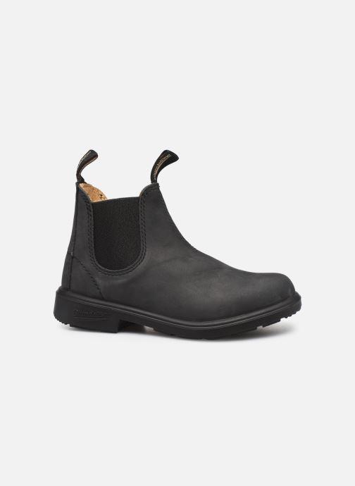 Botines  Blundstone Kids Chelsea Boots Negro vistra trasera