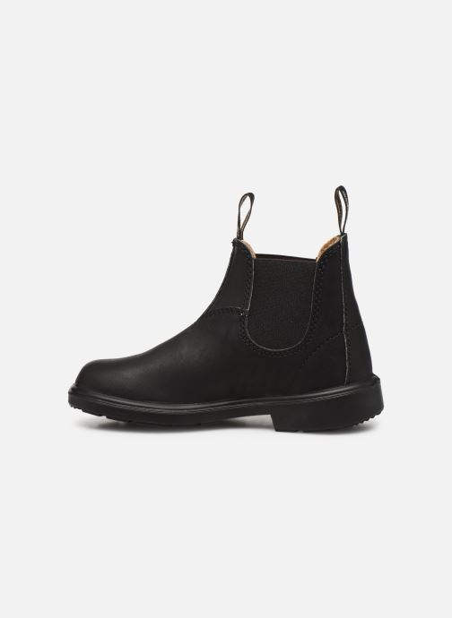 Ankle boots Blundstone Kids Chelsea Boots Black front view
