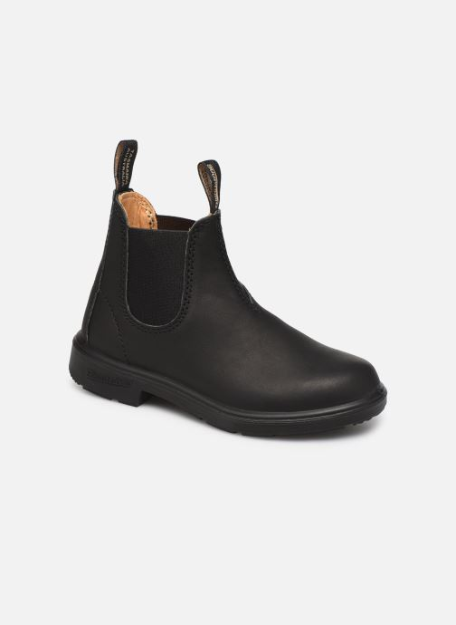 Ankle boots Blundstone Kids Chelsea Boots Black detailed view/ Pair view