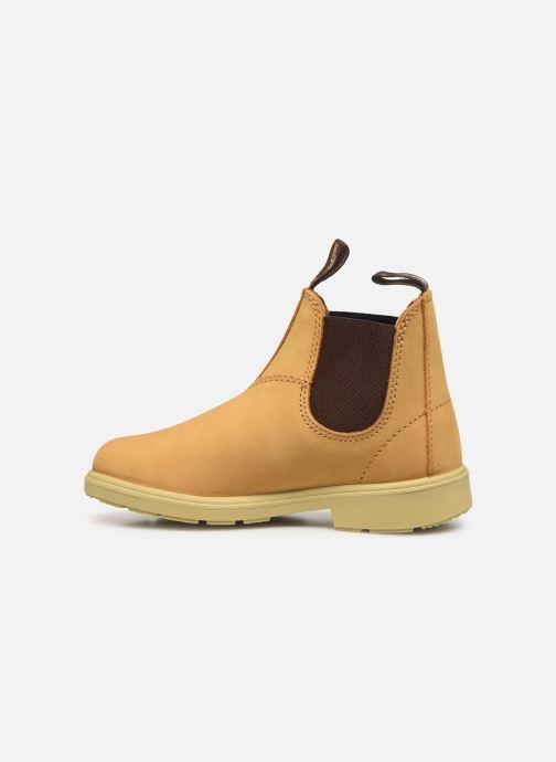 Botines  Blundstone Kids Chelsea Boots Amarillo vista de frente
