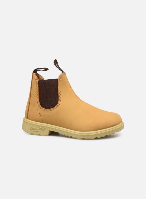 Botines  Blundstone Kids Chelsea Boots Amarillo vistra trasera