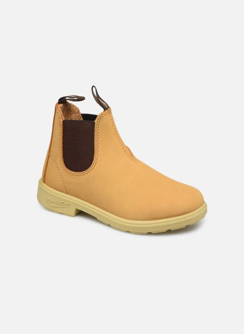 Bottines et boots Blundstone Kids Chelsea Boots Jaune vue détail/paire