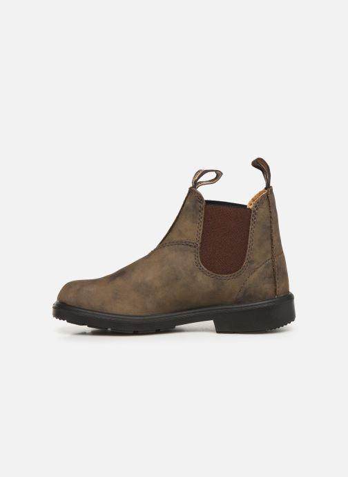 Bottines et boots Blundstone Kids Chelsea Boots Marron vue face