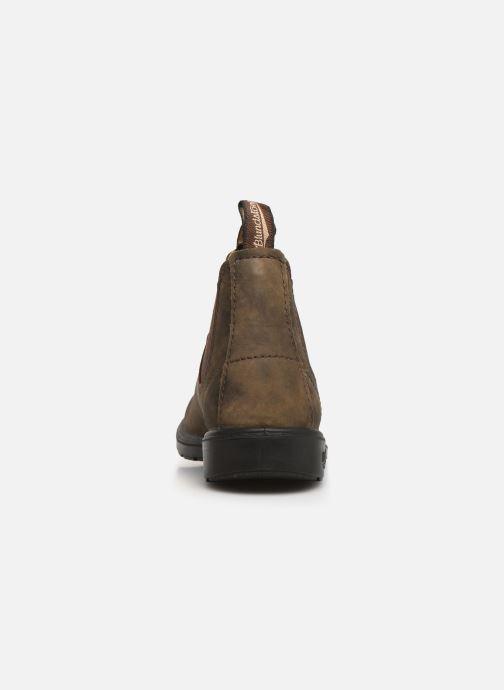 Bottines et boots Blundstone Kids Chelsea Boots Marron vue droite