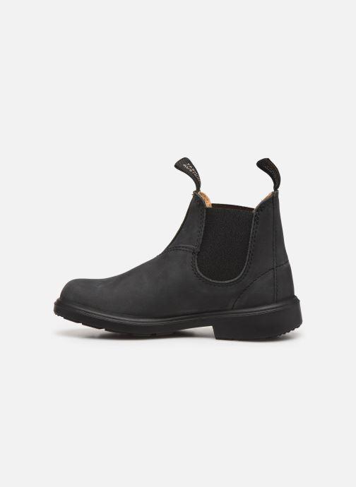 Bottines et boots Blundstone Kids Chelsea Boots Noir vue face