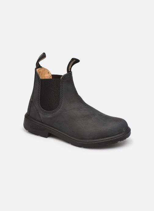 Bottines et boots Blundstone Kids Chelsea Boots Noir vue détail/paire