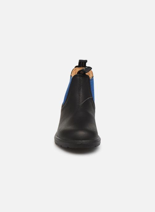 Botines  Blundstone Kids Chelsea Boots Negro vista del modelo