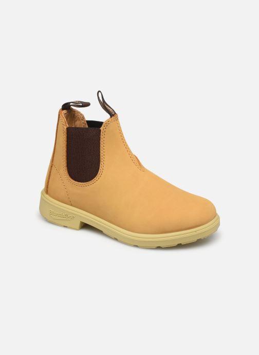 Botines  Blundstone Kids Chelsea Boots Beige vista de detalle / par