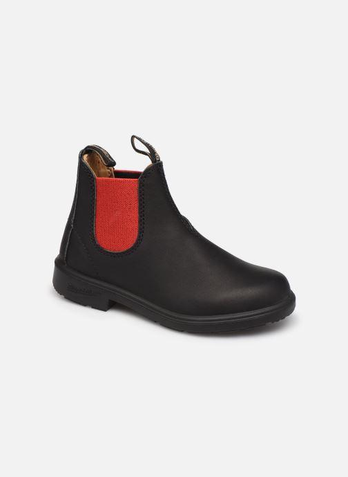 Botines  Blundstone Kids Chelsea Boots Negro vista de detalle / par