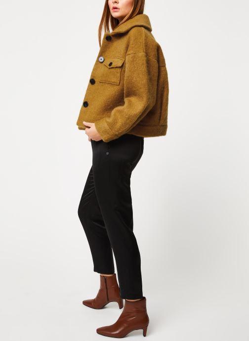 Kläder CKS Women CAPRESE Brun bild från under