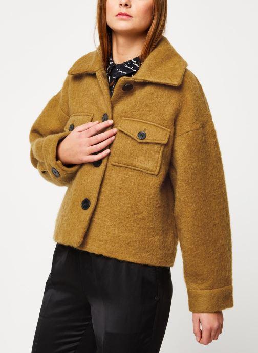 Vêtements CKS Women CAPRESE Marron vue détail/paire