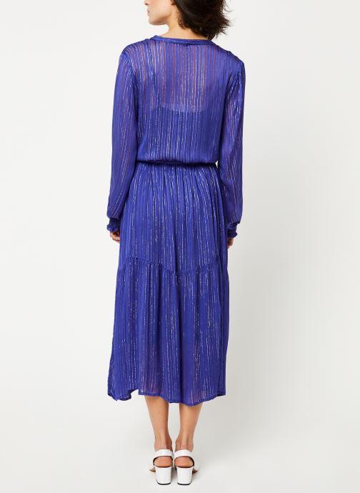 Vêtements CKS Women DEON Bleu vue portées chaussures