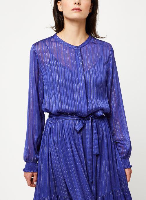 Vêtements CKS Women DEON Bleu vue droite