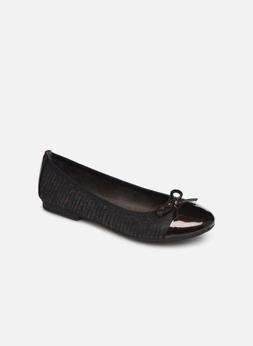 Bailarinas Jana shoes PANAMA NEW Vino vista de detalle / par