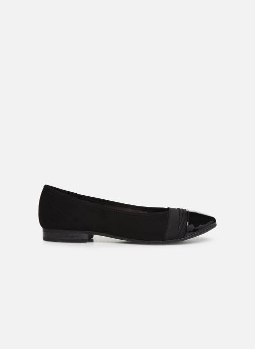 Ballerinas Jana shoes CAMILLE NEW schwarz ansicht von hinten
