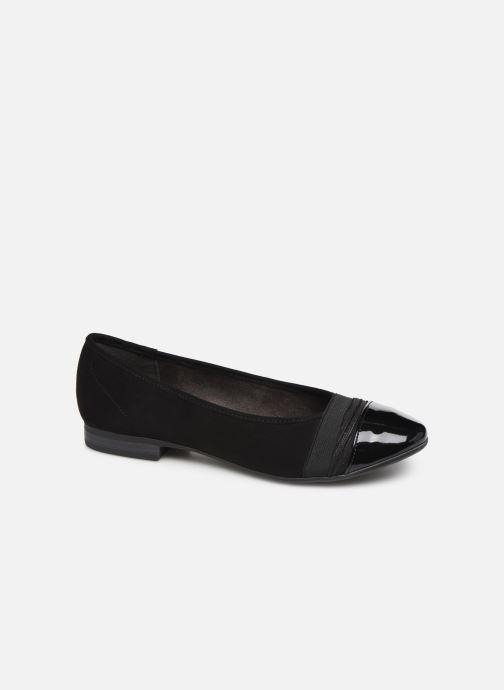 Ballerines Jana shoes CAMILLE NEW Noir vue détail/paire