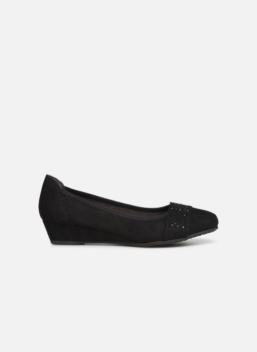 Bailarinas Jana shoes PALI NEW Negro vistra trasera