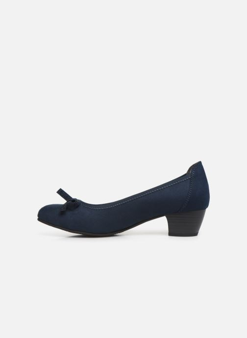 Pumps Jana shoes SOSOBE NEW Blauw voorkant