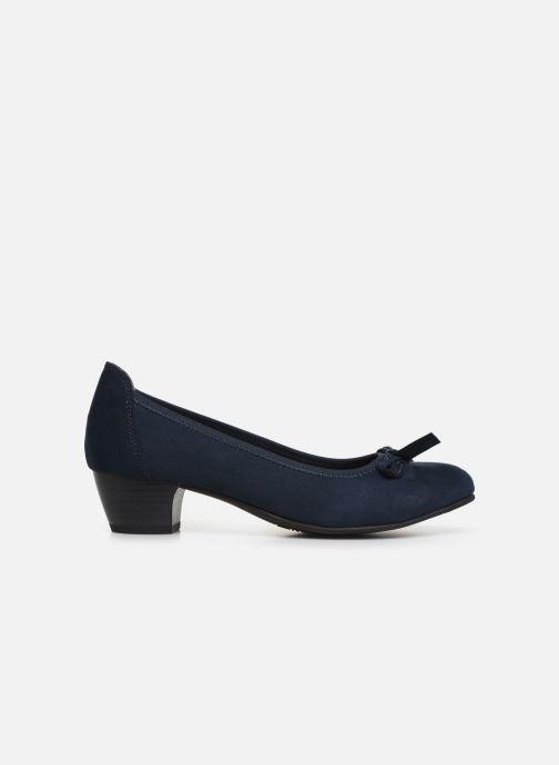 Pumps Jana shoes SOSOBE NEW Blauw achterkant
