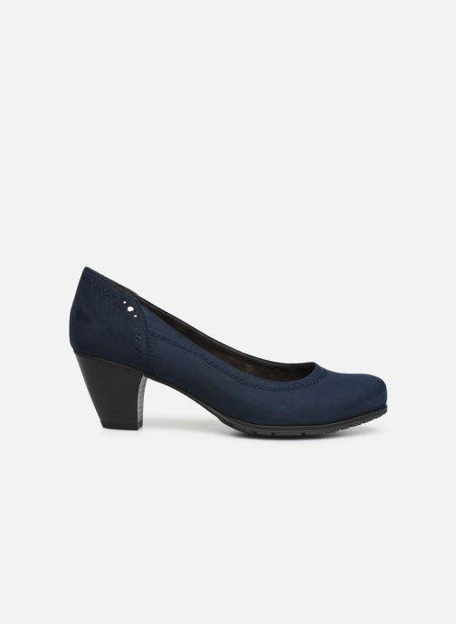 Pumps Jana shoes JIVEO NEW blau ansicht von hinten