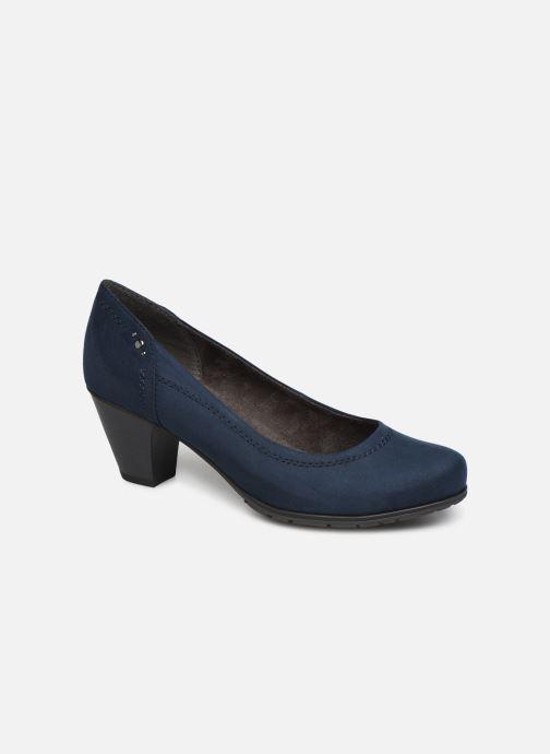 Escarpins Jana shoes JIVEO NEW Bleu vue détail/paire