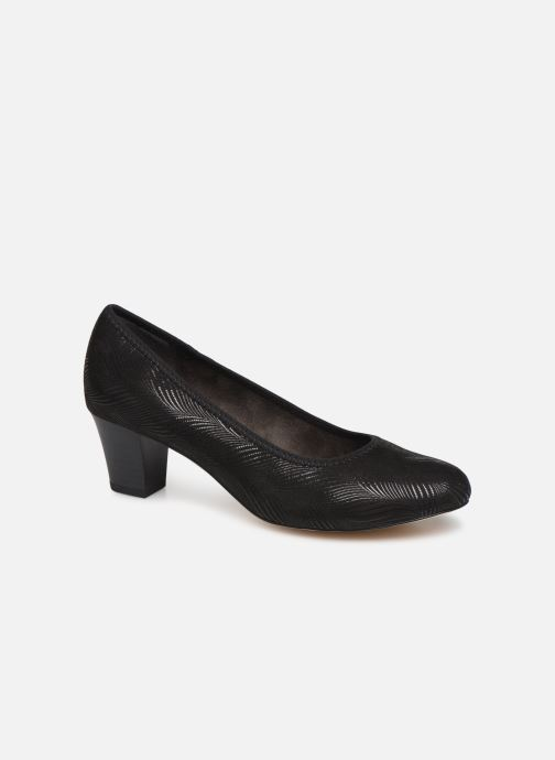 Zapatos de tacón Jana shoes DETAIL Negro vista de detalle / par