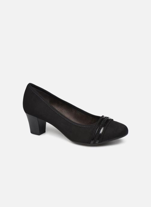 Pumps Jana shoes MAYA NEW Zwart detail