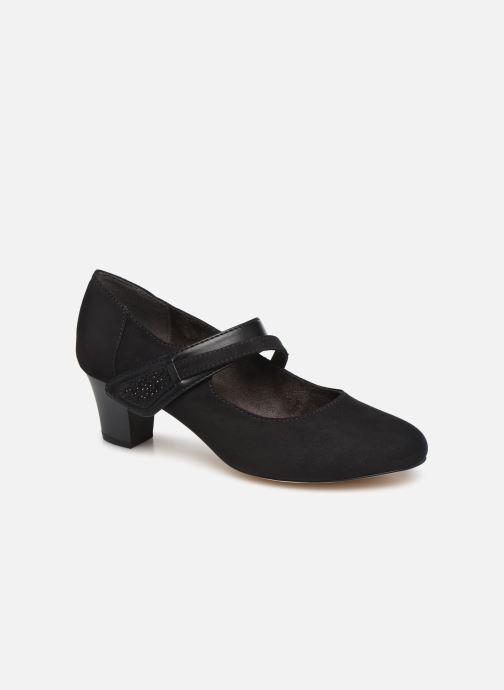 Pumps Jana shoes HELENE Zwart detail