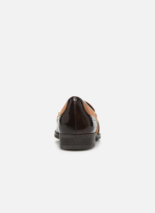 Mocassini Jana shoes MOUNIA NEW Marrone immagine destra