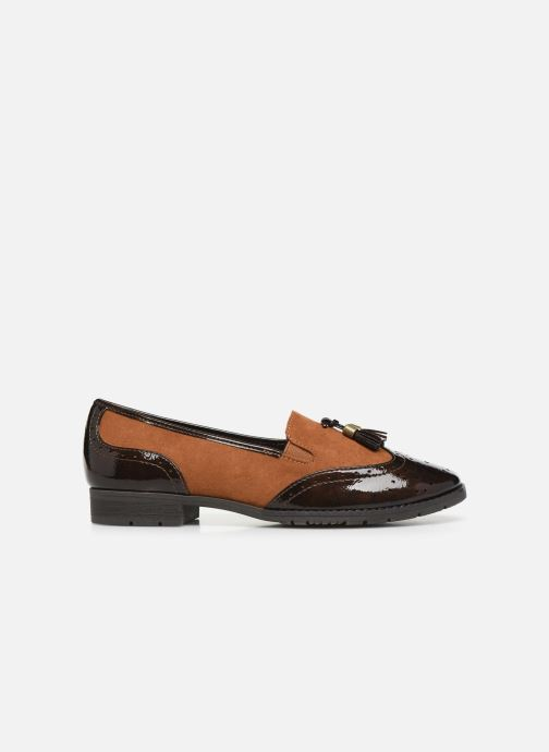 Slipper Jana shoes MOUNIA NEW braun ansicht von hinten