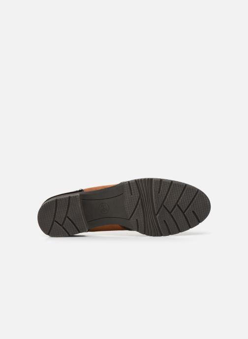 Mocassini Jana shoes MOUNIA NEW Marrone immagine dall'alto
