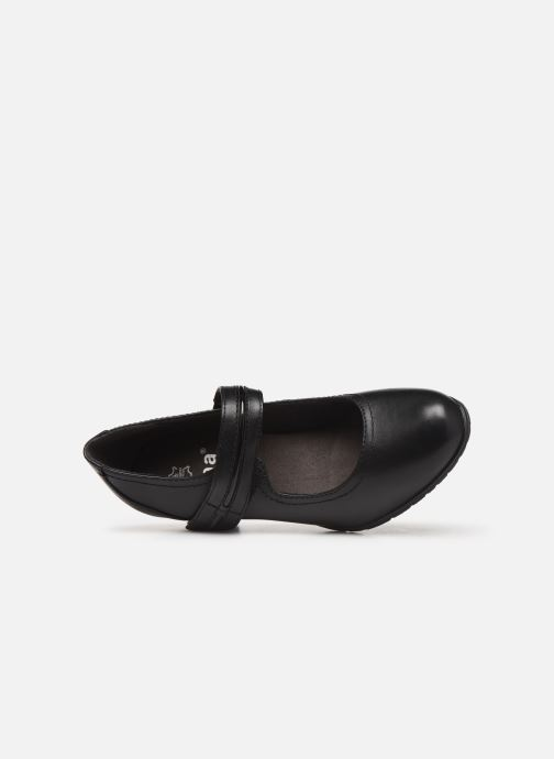 Pumps Jana shoes EVE Zwart links