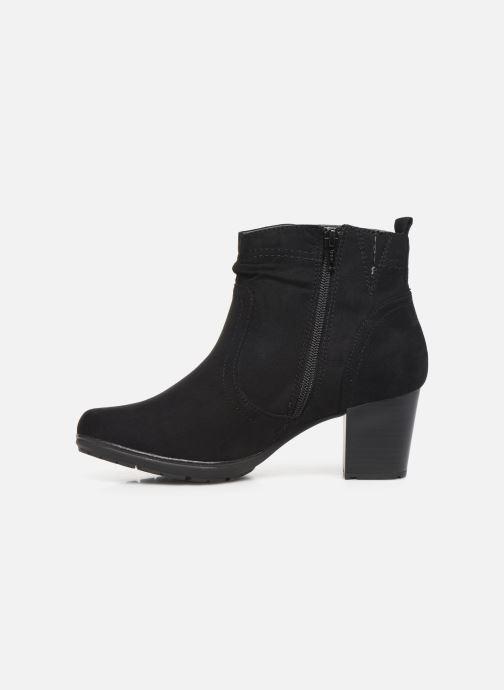 Bottines et boots Jana shoes FUTURO NEW Noir vue face