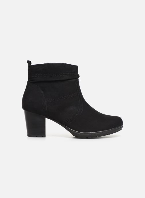 Ankle boots Jana shoes FUTURO NEW Black back view
