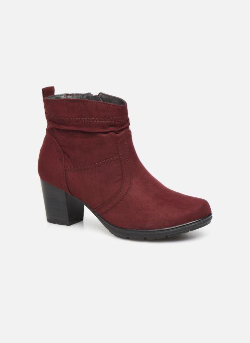 Botines  Jana shoes FUTURO NEW Vino vista de detalle / par