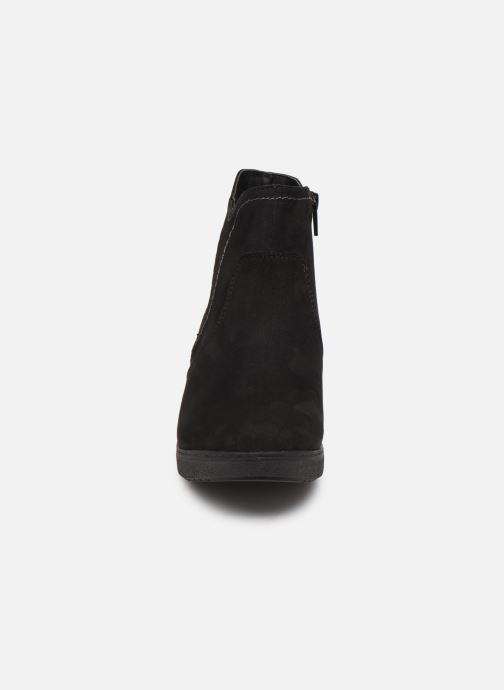 Bottines et boots Jana shoes GAVIN NEW Noir vue portées chaussures