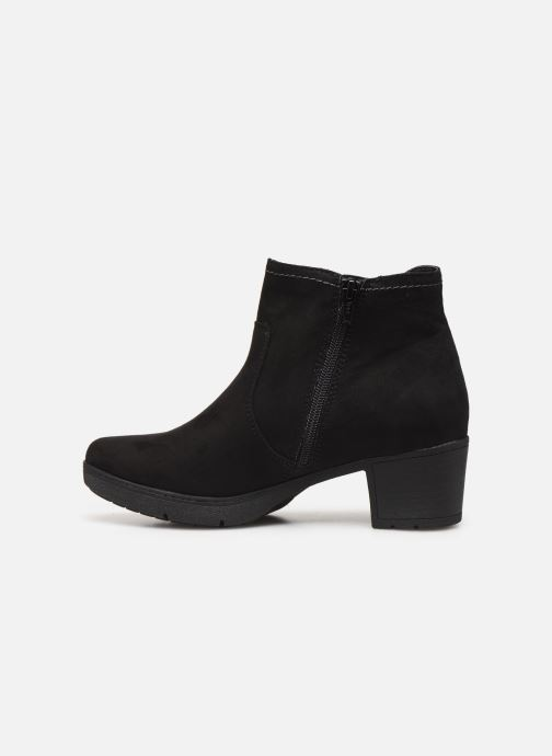 Ankle boots Jana shoes GAVIN NEW Black front view
