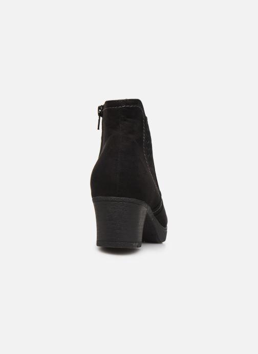 Bottines et boots Jana shoes GAVIN NEW Noir vue droite