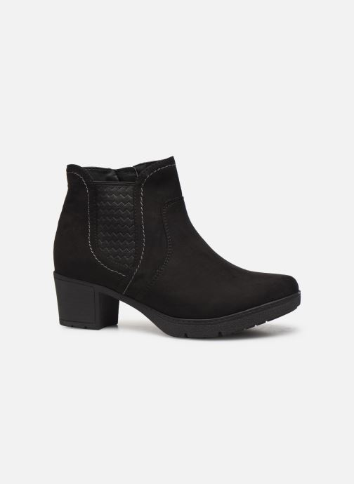 Ankle boots Jana shoes GAVIN NEW Black back view