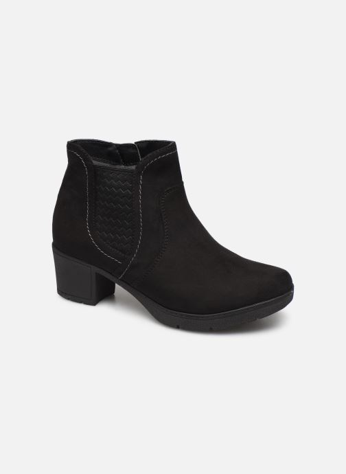 Ankle boots Jana shoes GAVIN NEW Black detailed view/ Pair view