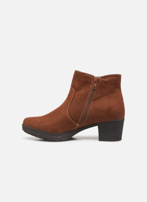 Bottines et boots Jana shoes GAVIN NEW Marron vue face