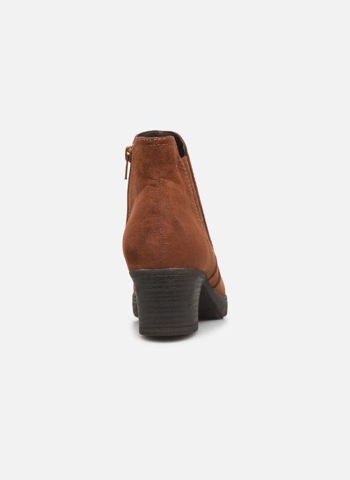 Bottines et boots Jana shoes GAVIN NEW Marron vue droite