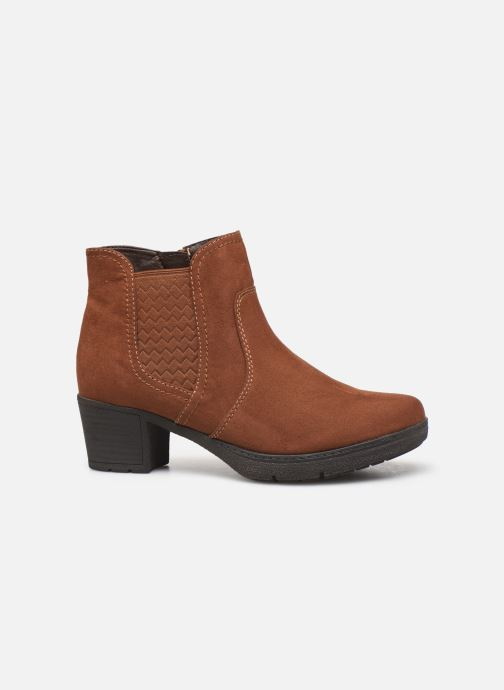 Bottines et boots Jana shoes GAVIN NEW Marron vue derrière