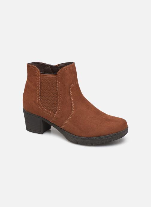 Bottines et boots Jana shoes GAVIN NEW Marron vue détail/paire