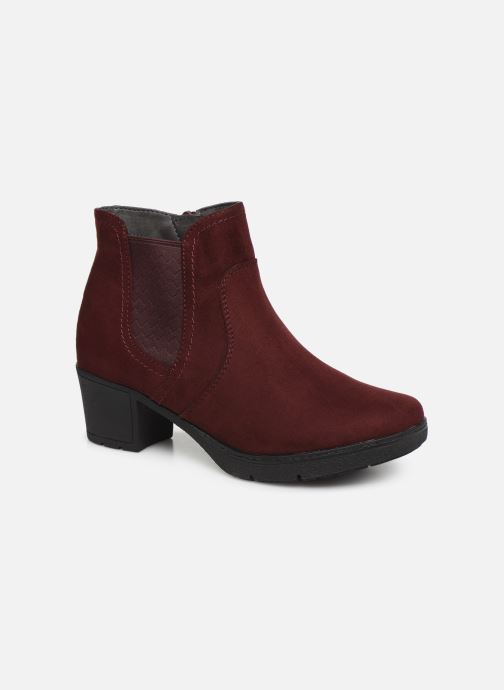Ankle boots Jana shoes GAVIN NEW Burgundy detailed view/ Pair view