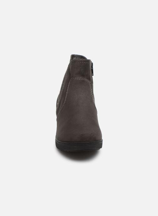 Bottines et boots Jana shoes GAVIN NEW Gris vue portées chaussures