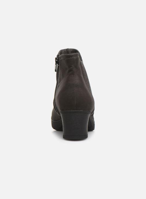 Botines  Jana shoes GAVIN NEW Gris vista lateral derecha