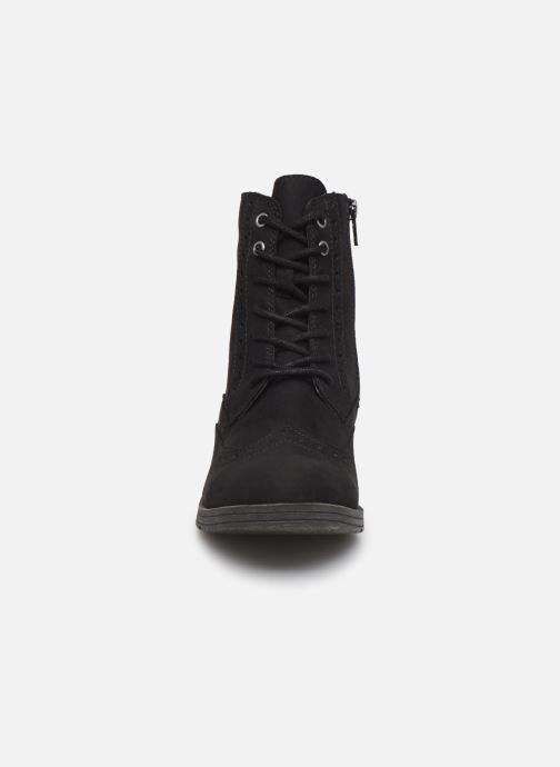 Bottines et boots Jana shoes IVY Noir vue portées chaussures