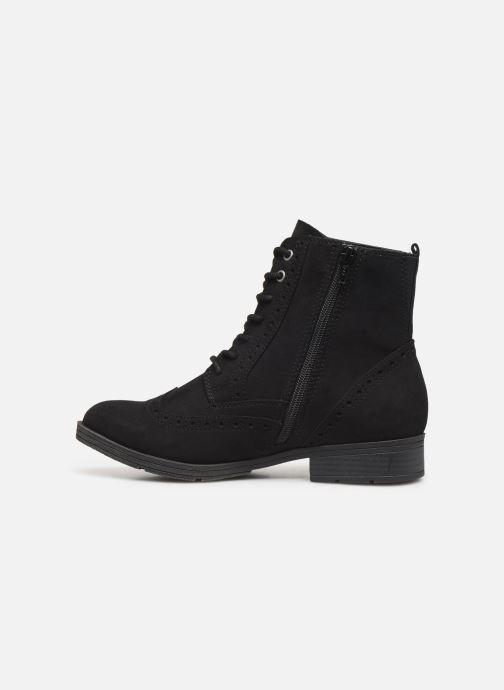 Bottines et boots Jana shoes IVY Noir vue face
